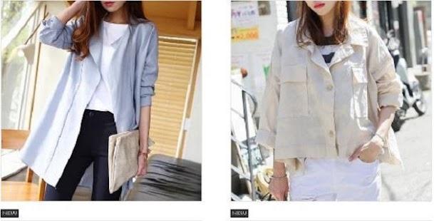 [여성 온라인쇼핑] 여성자켓 , 청자켓 , 가죽자켓 screenshot 1