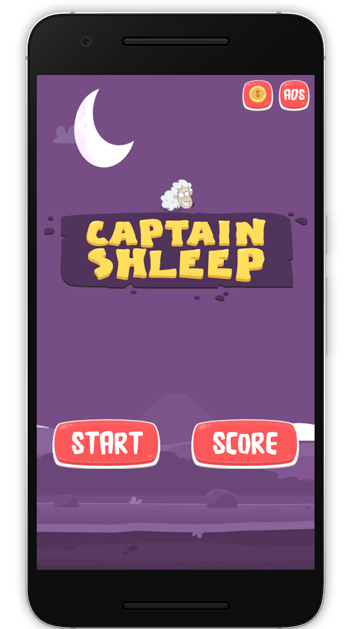 Captain Shleep- screenshot