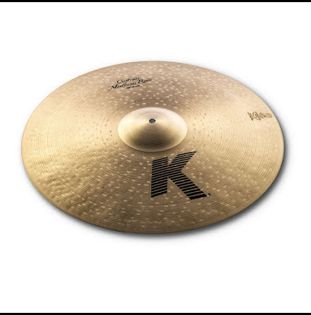 "20"" Zildjian K Custom - Medium Ride"