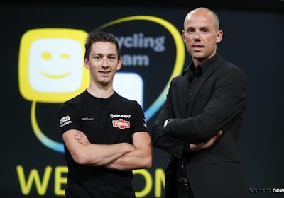 """Sven Nys over zijn nieuwe kopman Lars van der Haar: """"Het zou dom zijn om hem druk op te leggen"""""""
