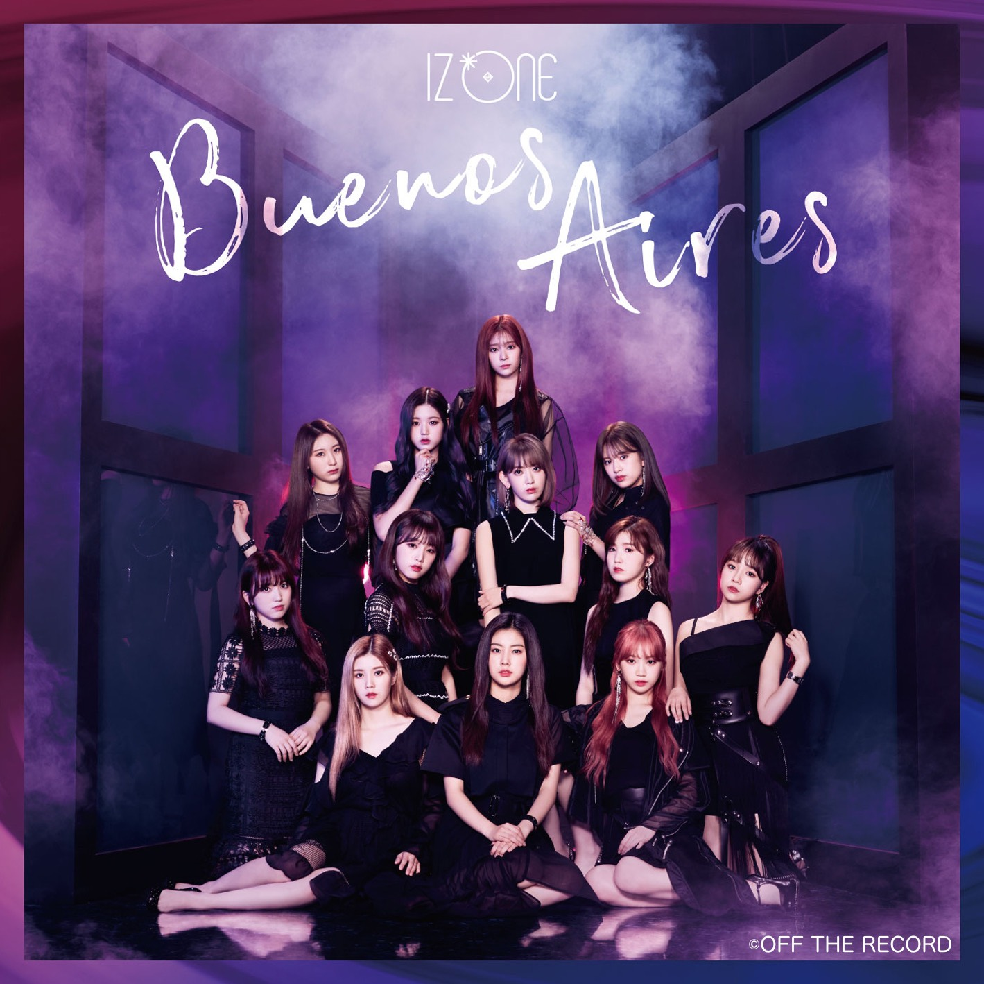 IZ*ONE_wizone盤_jacket