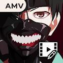Anime Music Video Editor - AMV Editor icon