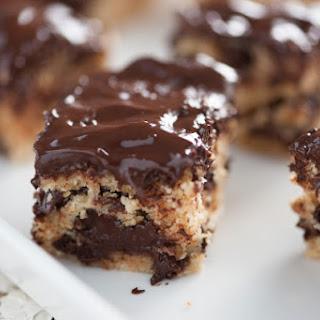 Dark Chocolate Ritz Bars