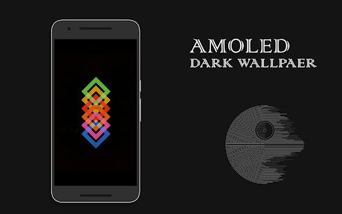 4k AMOLED Wallpapers - náhled