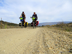 Photo: (Year 2) Day 301 - The Two Amigos on the Otago Rail Trail