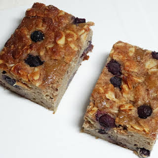 Blueberry Banana Coffee Cake with video.