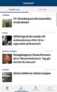 Norrtelje Tidning - náhled