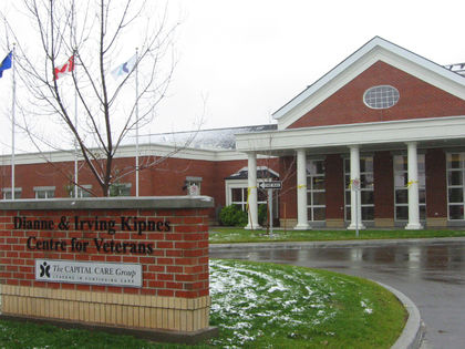 Kipnes Centre for Veterans