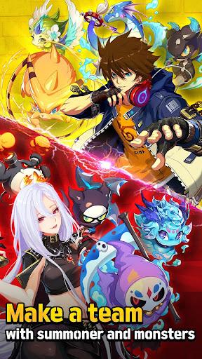 Capsulemon Fight! : Global Monster Slingshot PvP  screenshots 18