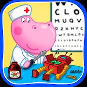 دکتر بچه ها: بیمارستان برای عروسک ها