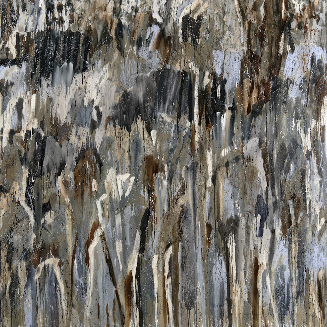 <p> <strong>Winter Poem V</strong>I<br /> Oil on canvas<br /> 70&quot; x 70&quot;<br /> 2019</p>