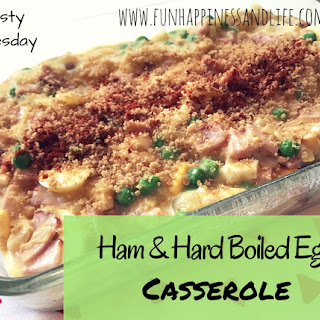 Chicken Casserole With Hard Boiled Eggs Recipes.