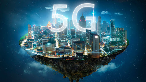5G will represent one of the largest emerging markets in the coming 10 years.