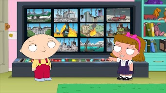 Mr. and Mrs. Stewie
