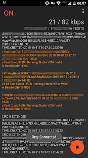 Orxify: Tor VPN- screenshot thumbnail