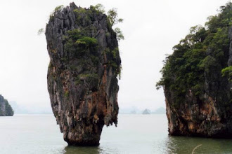 Photo: James Bond Island à Phuket