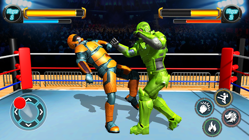 Real Robot Ring Fighting  2020  screenshots 1