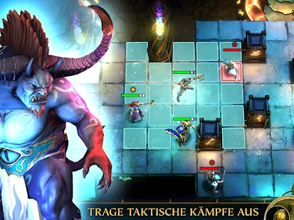 Warhammer Quest: Silver Tower Screenshot