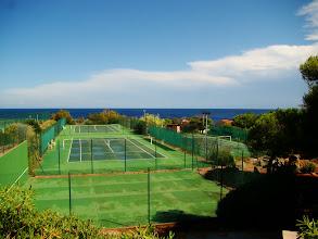 Photo: #018-Les tennis du Club Med de Sant'Ambroggio