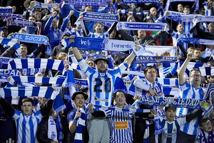 Liga : la Real Sociedad déroule sans Januzaj et prend la tête