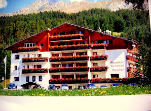 Photo: Unser Hotel Dieschen für die nächsten Tage