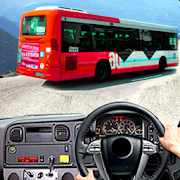 Mountain Bus Driver Sim 2016