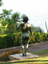 Photo: Garden of Monaco-Ville. Monaco-Ville is the original fortified town of Monaco. The ancient name for Monaco-Ville is Monoecus.