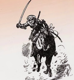 Русская кавалерия