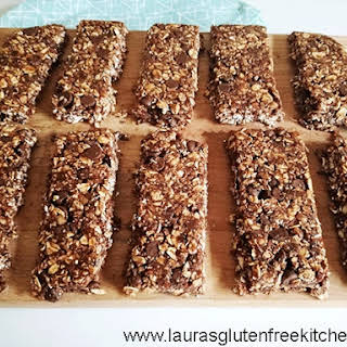 Gluten Free Sugar Free Granola Bar Recipes.