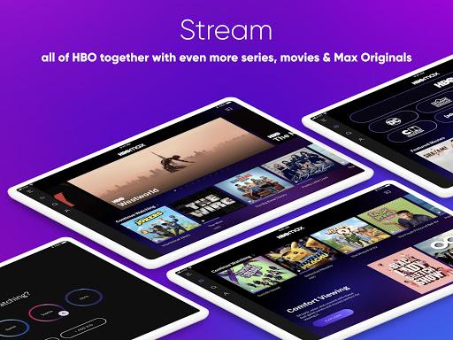 HBO Max: Stream HBO, TV, Movies & More screenshot 7