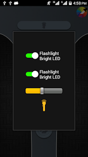 Super LED Torch & Flashlight screenshot