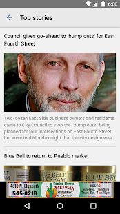 Pueblo Chieftain News - náhled