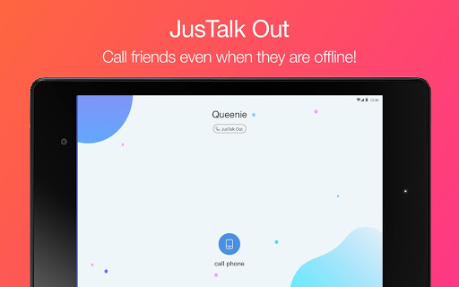 JusTalk - Free Video Calls and Fun Video Chat  screenshots 9