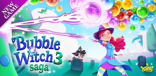 Télécharger Bubble Witch 2 Saga pour Android (gratuit)