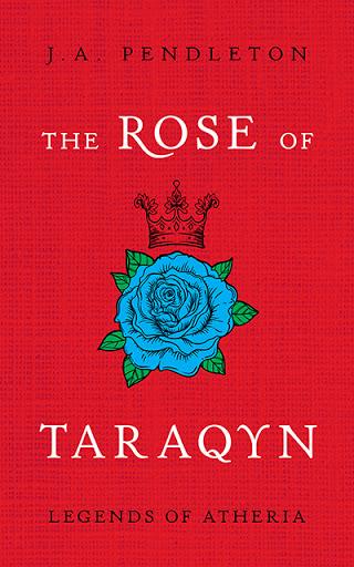 The Rose of Taraqyn cover