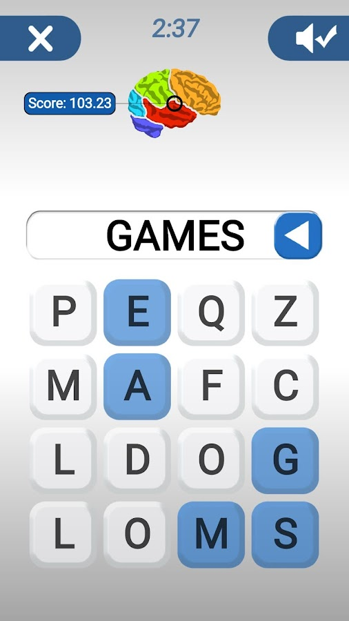 Word Brain - screenshot