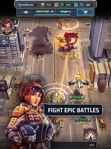 Idle War u2013 Tank Tycoon 0.4.3 screenshots 9