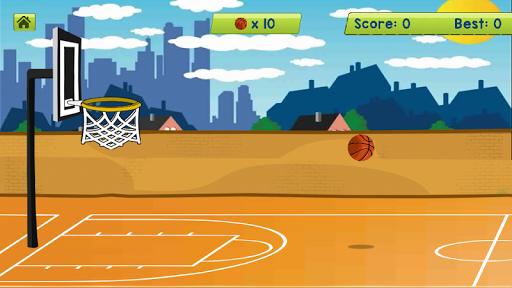 玩免費動作APP|下載basketball jump shot app不用錢|硬是要APP