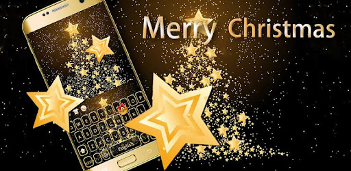Gold Christmas Tree app (apk) free download for Android/PC/Windows screenshot