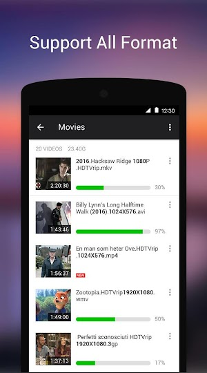 XPlayer (Video Player All Format) 1.3.9.1 (Unlocked) APK