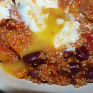 Red Kidney Beans Eggs Recipes.