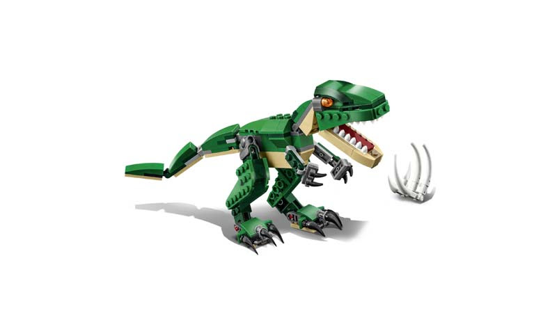 Contenido de Lego® 31058 Grandes Dinosaurios