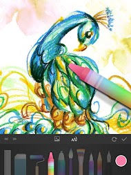 PaperDraw:Paint Draw Sketchbook APK screenshot thumbnail 11