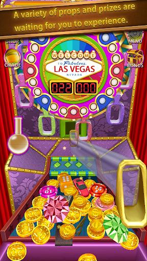 Coin Dozer Las Vegas Trip