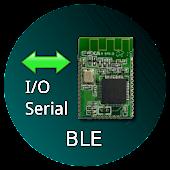 Serial/IO BLE Control