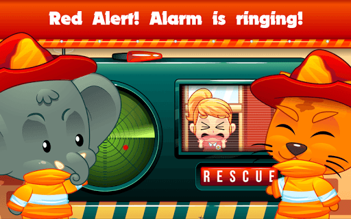 Marbel Firefighters - Kids Heroes Series  screenshots 1