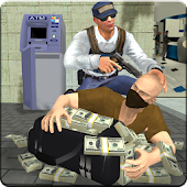 Bank Cash ATM & Cyber Security Anti-Crime Squad 3D