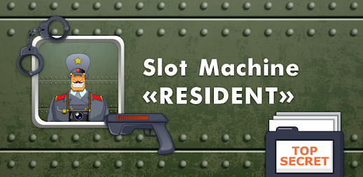 Resident Slot Machine - try to win in our casino! APK