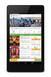 TripAdvisor Hotels Restaurants- screenshot thumbnail