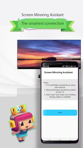 Screen Stream Mirroring 5.0 screenshots 3